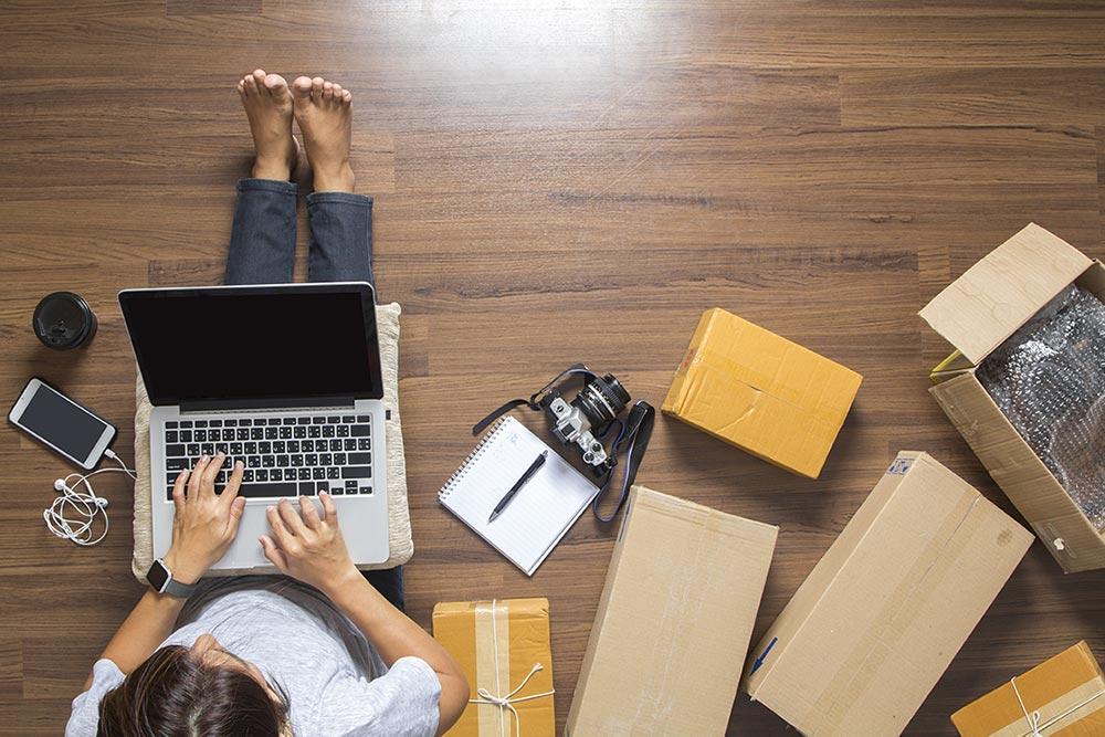 plataforma de e-commerce escalável