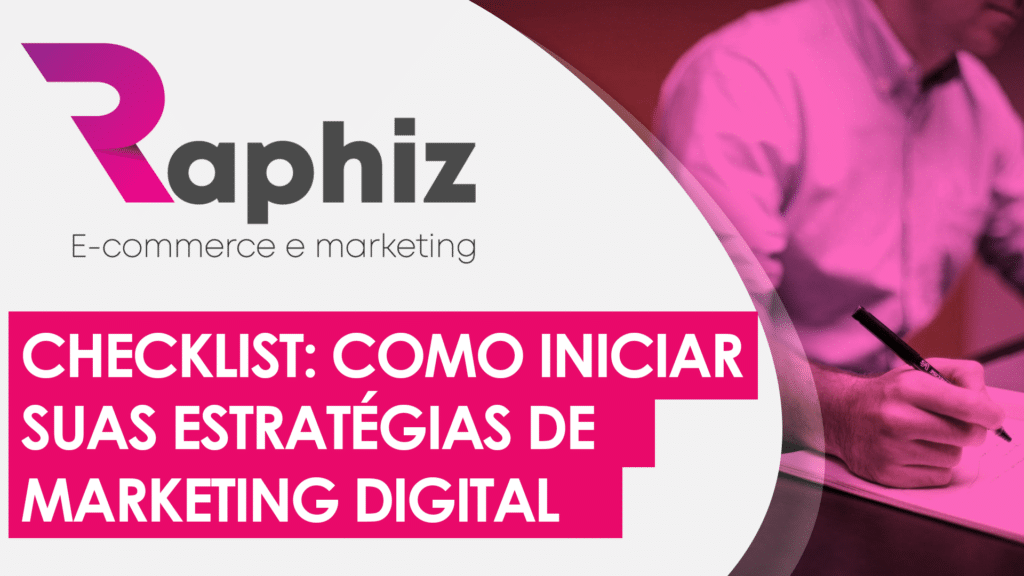 Checklist de marketing digital para ecommerce